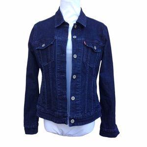 Levi's Jean Jacket Denim Size Large